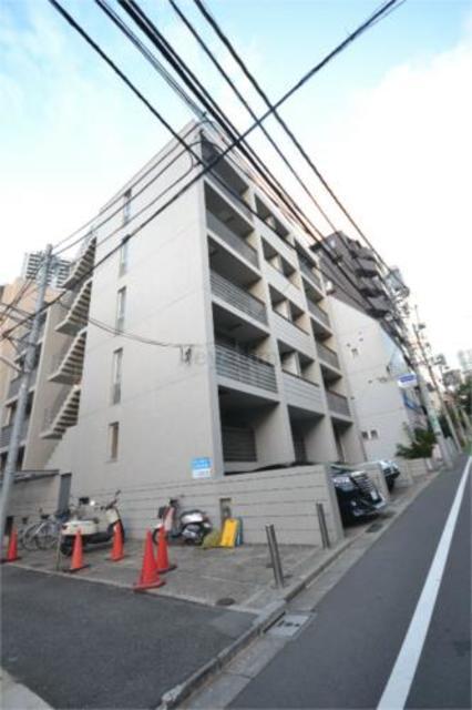 赤坂駅 徒歩5分外観