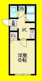 プリマベーラ・E2階Fの間取り画像