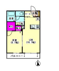シャーメゾン北糀谷 102号室