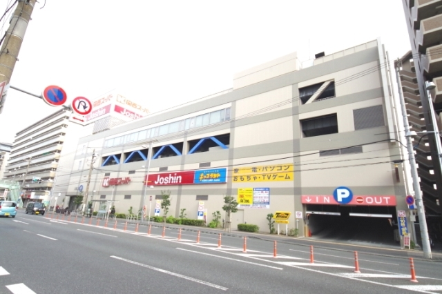 関西スーパー蒲生店