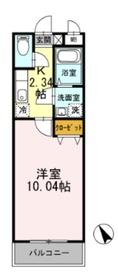 星川駅 徒歩8分1階Fの間取り画像