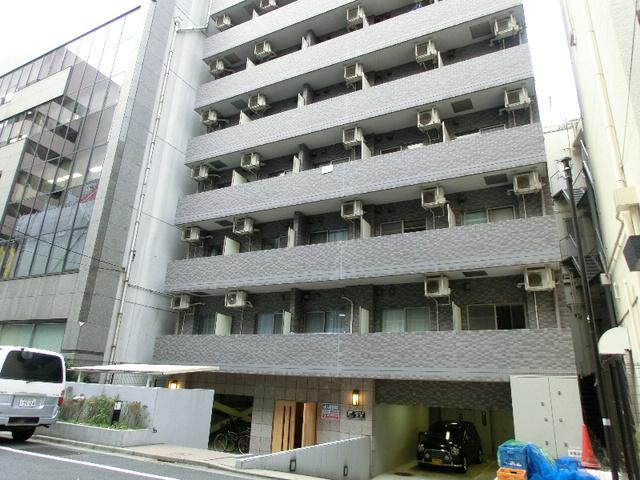スカイコート神田の外観画像