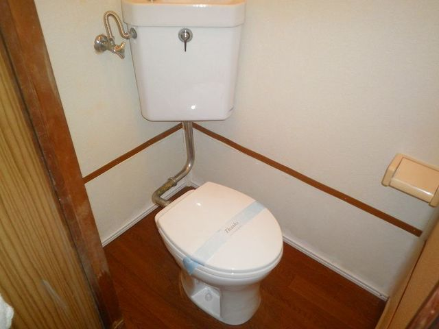みその荘トイレ