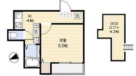 仮称)足立区舎人2丁目共同住宅 新築工事 A号棟3階Fの間取り画像