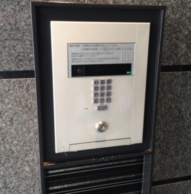 目黒駅 徒歩9分共用設備