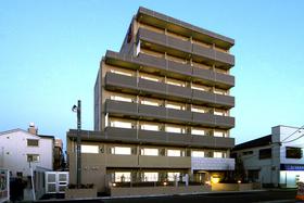 スカイコート川崎京町の外観画像