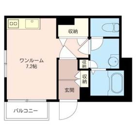 Alflat�U平和島 101号室