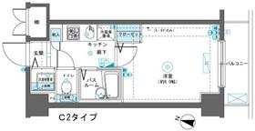 フェニックス横濱吉野町3階Fの間取り画像