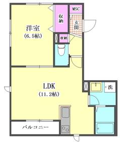 仮称 東蒲田2丁目メゾン 201号室