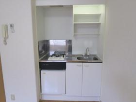 様々な設備があるキッチンなので使いやすいです!