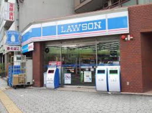 ローソン四天王寺店