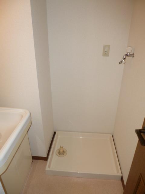 パラッツオ高台洗面所