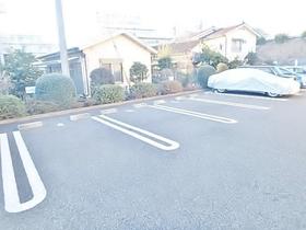 カーサフィオーレ駐車場