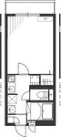 リブリ・サンヴィレッジ212階Fの間取り画像