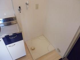 洗濯機はお部屋の中に置けます!