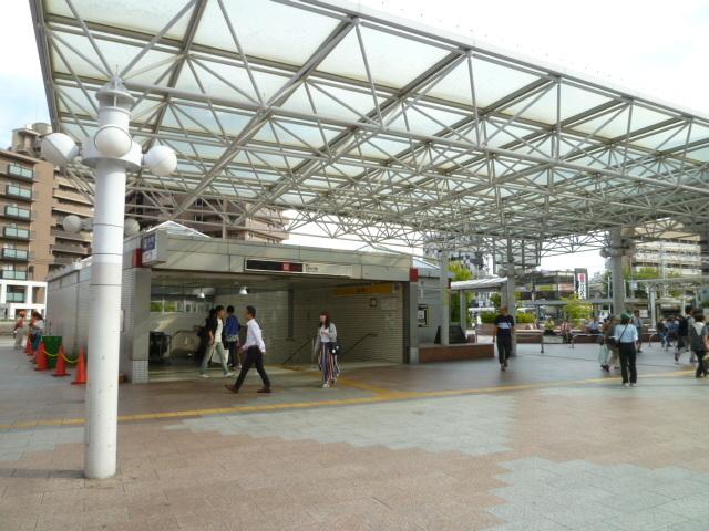 なかもず駅(大阪地下鉄 御堂筋線)