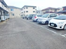 オークスアレイ矢部Ⅱ駐車場