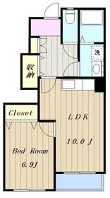 香川駅 車9分2.8キロ1階Fの間取り画像