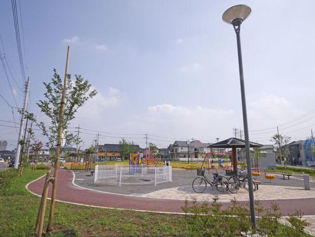 サンライズ鶴瀬[周辺施設]公園