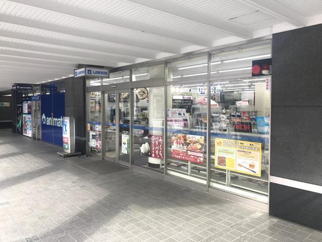 ローソン梅田センタービル店