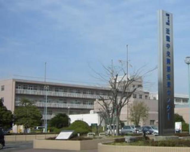 独立行政法人国立病院機構近畿中央胸部疾患センター