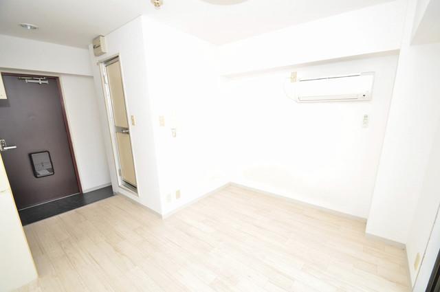 スカイプラザⅢ シンプルな単身さん向きのマンションです。