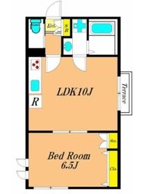クレアール大森 102号室