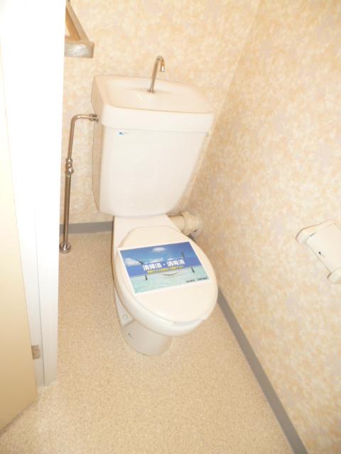 東武練馬駅 徒歩5分トイレ