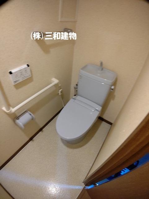 パラッツオ赤塚トイレ