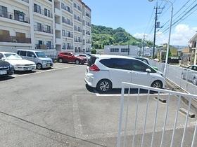 京王平山センターハイツ駐車場