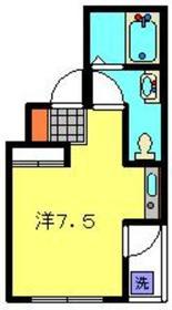 スコレハイム2階Fの間取り画像