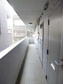 スカイコート西新宿第2共用設備