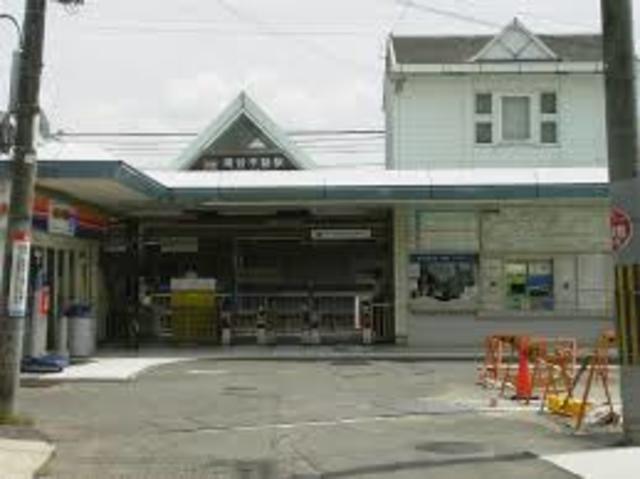 滝谷不動駅(近鉄 長野線)