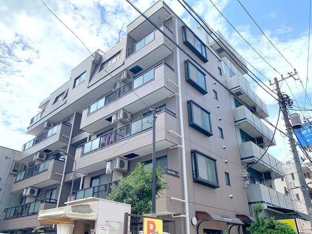 下北沢駅 徒歩4分の外観画像