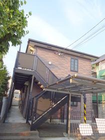 立川駅 徒歩10分の外観画像