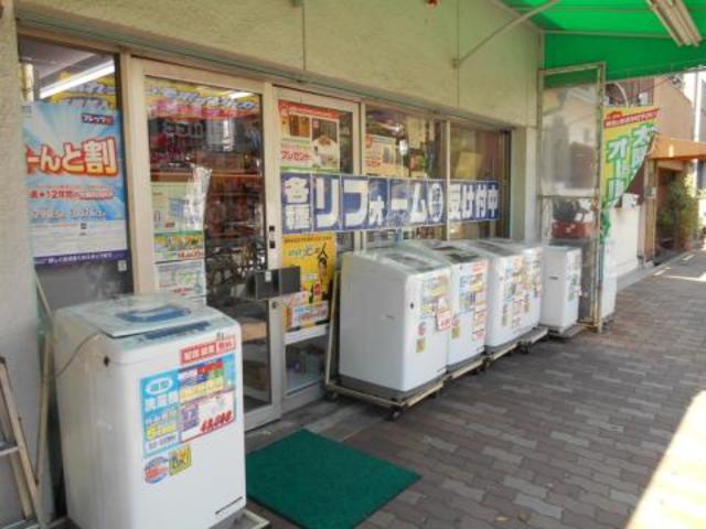 ソレイユ真田山 CaDen鶴橋店