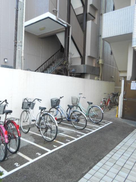 スカイコート川崎5共用設備