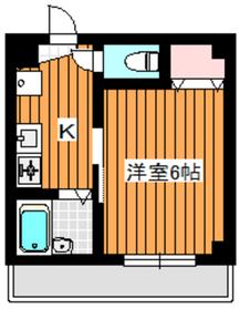 東武練馬駅 徒歩10分1階Fの間取り画像