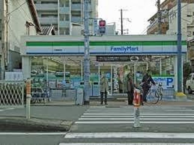マンションSGI今里ロータリー ファミリーマート今里駅前店