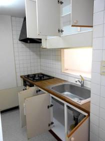 システムキッチンの収納