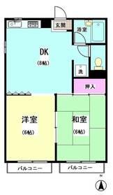ジョイント・ファミーユB棟 303号室