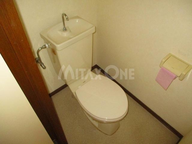 メインビルイシイトイレ