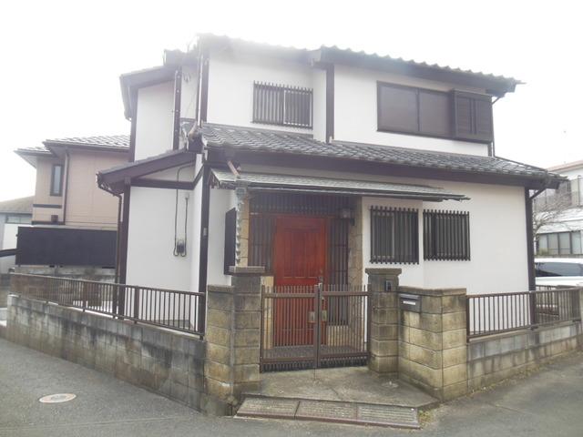 亀田邸の外観画像