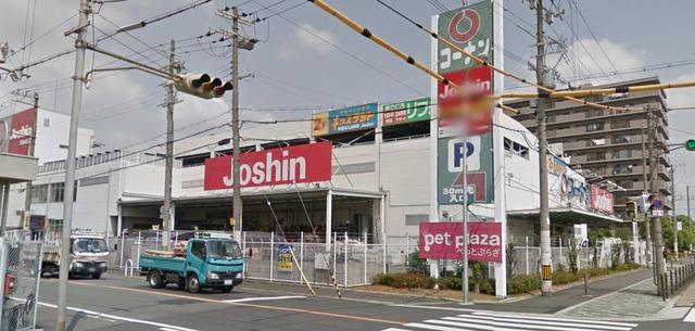 ホームセンターコーナン平野加美北店