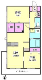 (仮)本羽田RESIDENCE 302号室