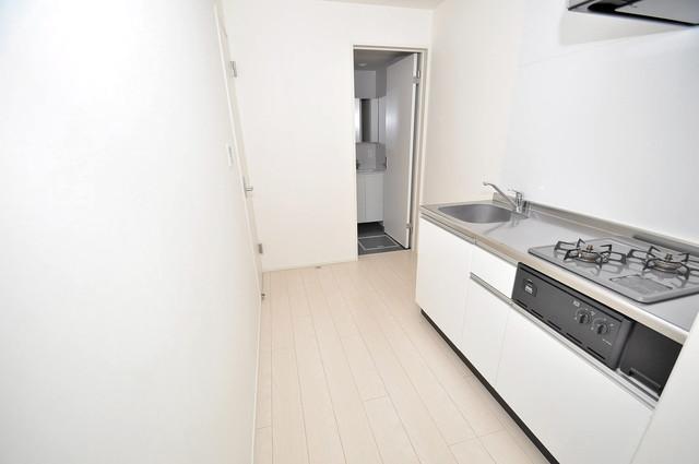フォレストコート東今里 シンプルな単身さん向きのマンションです。