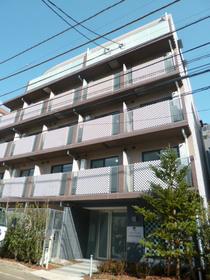 スカイコート渋谷北参道の外観画像