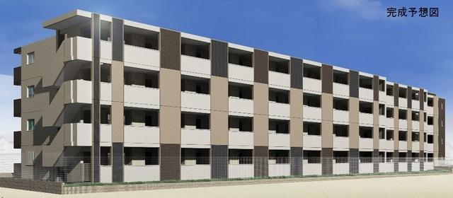 パレス宮戸の外観画像