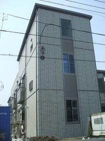 コージィコート A棟の外観画像