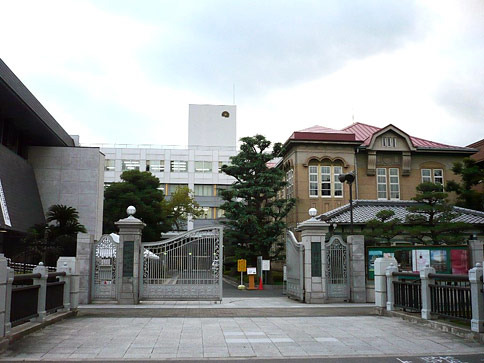永和ビル 大阪樟蔭女子大学図書館